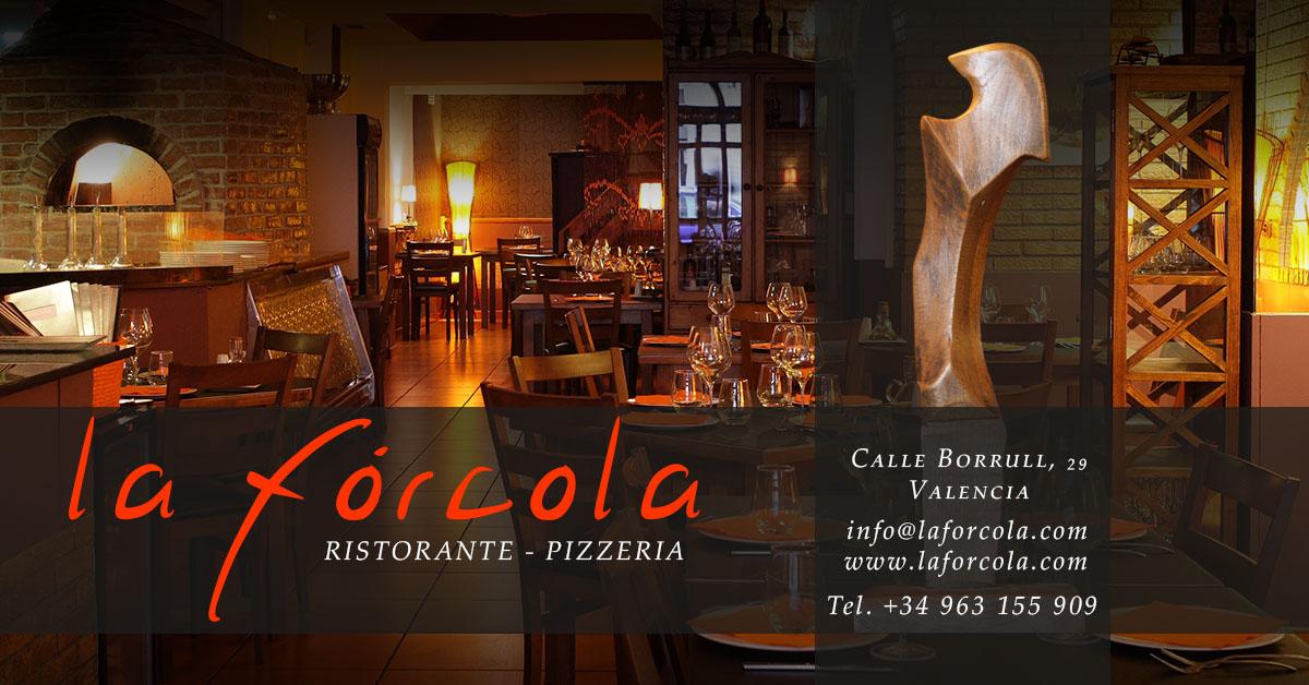 Pizzeria la Forcola - Italian restaurant in Valencia